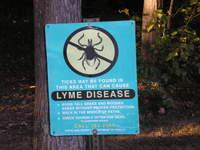 Lyme Disease Warning Sign, Par