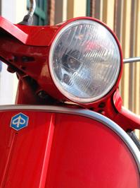 Vespa Headlamp