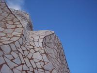 Gaudi in the sky