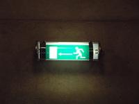 emergency exit - stylish