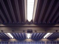 gymnasium roof