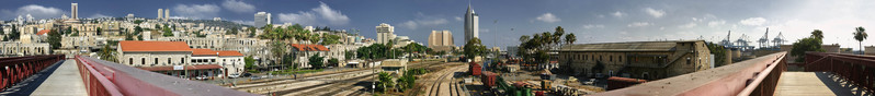 Haifa East [pano]