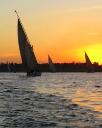 Nile Feluccas 1