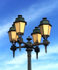 Portugese Streetlamp