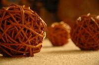 Straw Spheres