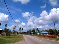 road to pengarang