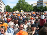 carnival of cultures berlin 1