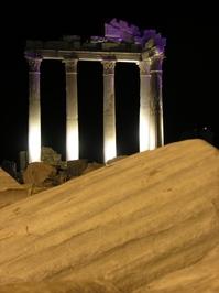 ruins of Apollo-church 3