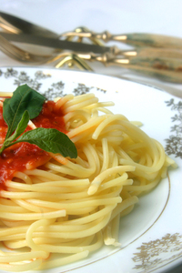 basil pasta 1