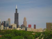 Sears Tower,Chicago Skyline