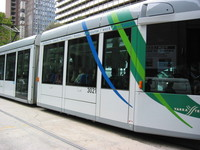New Melbourne tram