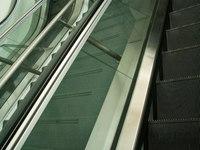 SF: Airport Escalators 02
