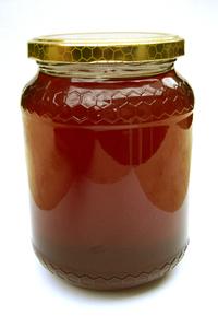 Honey jar 1
