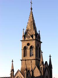 Torre da Igreja Senhor dos Passos