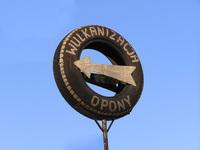 Vulcanization sign