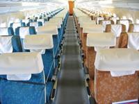70's Aircraft Interior