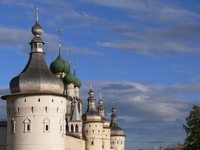 Kremlin In Rostov Velikiy