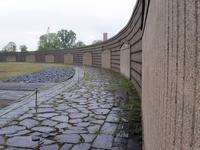 Appelplatz of Sachsenhausen
