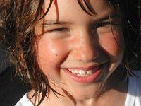 Child, close up 2
