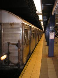 subway on 42nd street 1