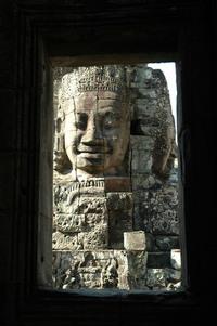 The Buddha in the Window