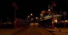 Night pavement 1