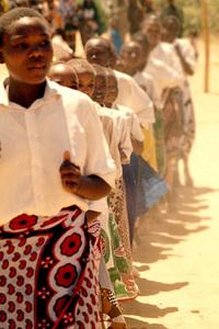 Dance, Africa