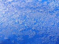Ice on blue 2