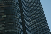 Curvy Windows of Lake Point Tower, Chicago