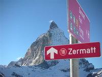 Zermatt arrow