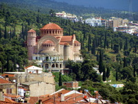 Agios Pavlos church, Thessaloniki