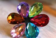 Jeweled Flower
