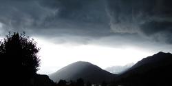 Sky in Austria - Weissensee
