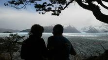 glacial silhouet