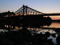 The Bridge across Darkness