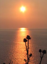 Sunset in Gokceada