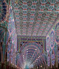 Tunnel of light 1