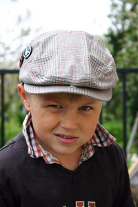 My son Axel 18