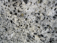 Granite's texture