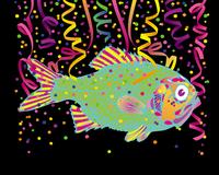 Confetti Fish