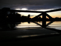 Sundown On The Table