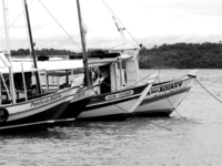 Barcos - Baia de Camamu - Bras