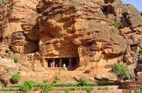 Badami Cave temples 1