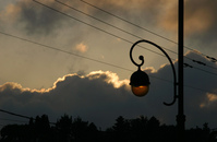 Sunset lights 1