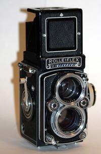 Rolleiflex camera 6