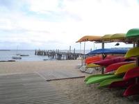 Cape Cod - Provincetown wharf