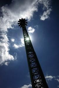 Free Fall Tower