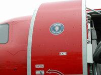airplane door