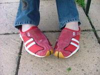 them feet again