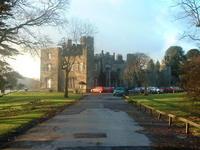 Balloch Castle in Wintertime